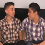 Video de sexo gay Gratis com Latinos super Gatos