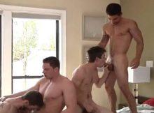 porno gay grupal