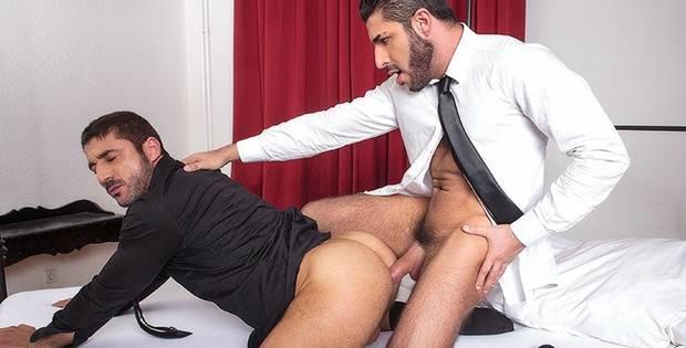 Sexo entre colegas